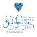 God Chose You Printable