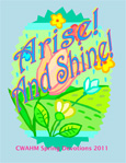 CWAHM Spring Devotions: Arise! And Shine!