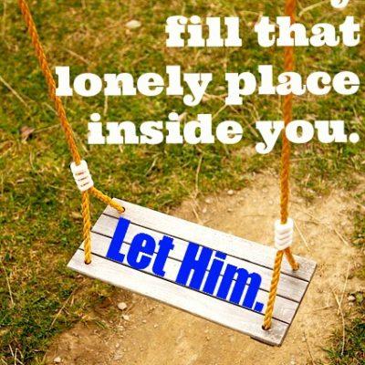 Do You Feel Alone In It?
