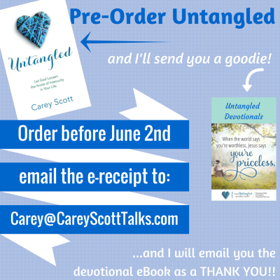 Pre-Order Perks for Untangled