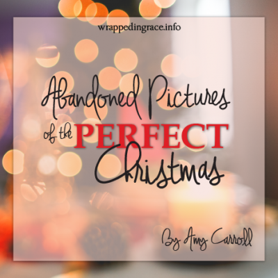 Abandoned Pictures of the Perfect Christmas