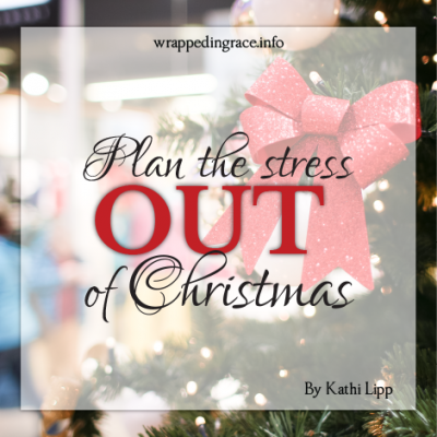 Plan the Stress Out of Christmas