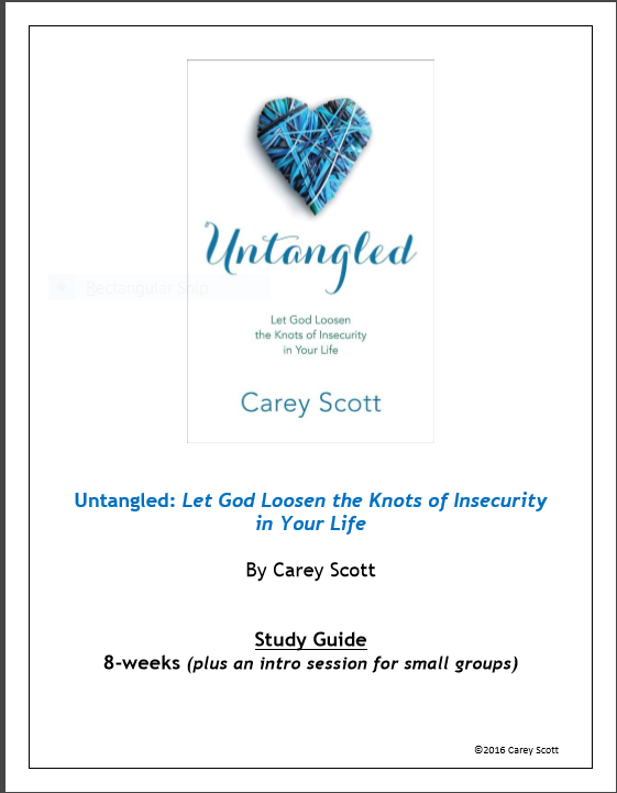 Untangled Bible Study Resources