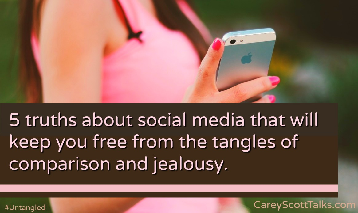 When social media stings