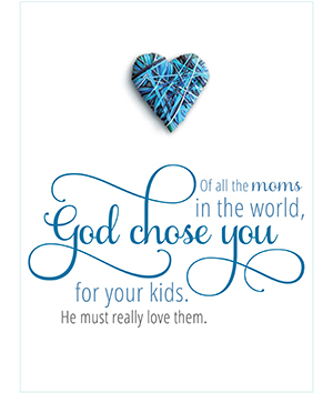 God Chose You Printable