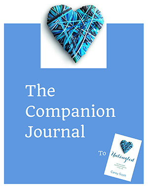Untangled - Companion Journal (Downloadable)